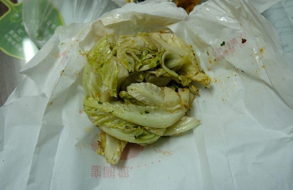 [嘉義]西區 阿桃素食鹽酥雞 民族路素食也可以很好吃
