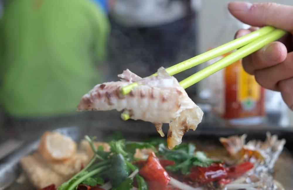 [嘉義]嘉義麻辣火鍋 聚餐推薦 蜀山四川烤魚餐廳