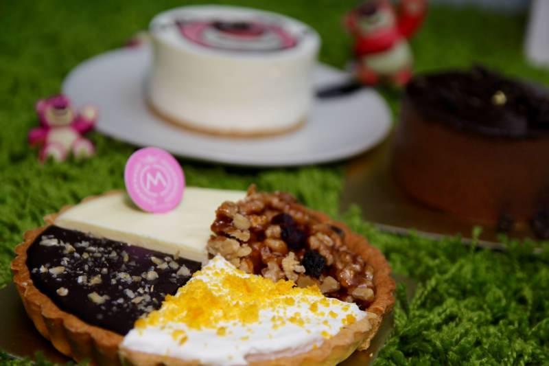 [台北\宅配]客製化蛋糕 辦公室團購平價好吃用心推薦 M'uu Caké 霂克