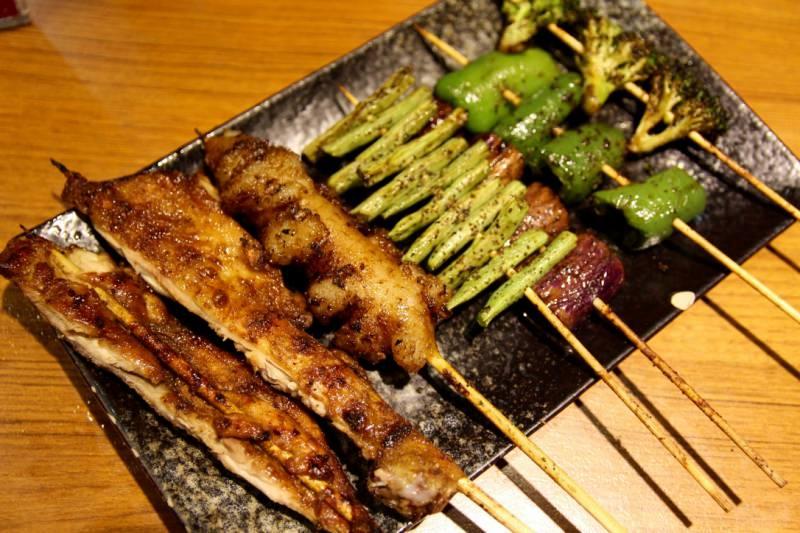 [台北]中山區 超人氣燒烤店報到 平價好吃大推薦 柒-串燒屋