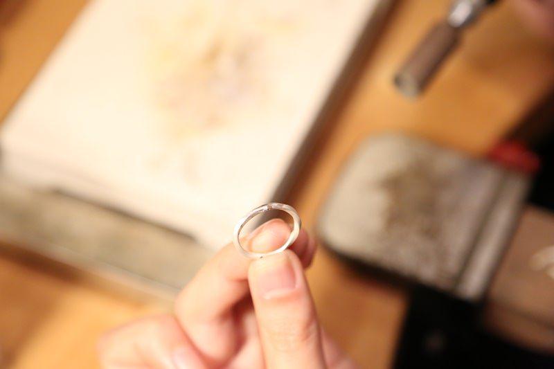 [台南]東區 自己的銀飾自己做 手作體驗親子DIY 情人節禮物推薦 敲敲金工 南紡誠品店