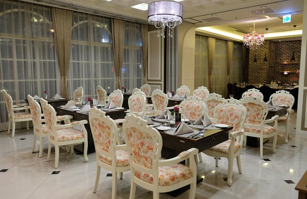 [台南]東區 台糖長榮酒店 O'FUN原創料理美學 節日慶祝大餐推薦 鐵板燒與日本料理的美食饗宴