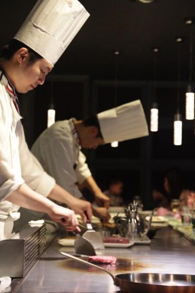 [台北]中山 情侶約會聚餐推薦 1314期間限定情人套餐 夏慕尼