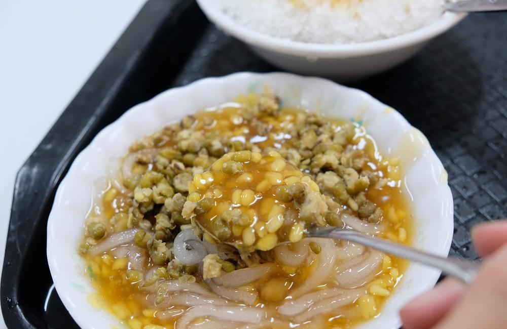 [屏東]車城福安宮土地公廟美食 正黃家綠豆蒜 冰冰涼涼好舒服