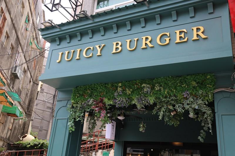[台南]中西 台南美式漢堡大搜查 肉汁無限 和店名一樣juicy的熱門排隊小店 朱熹漢堡