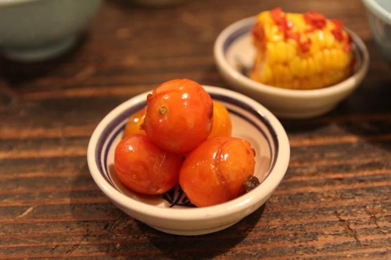 [台南]中西區 甜點、晚餐無菜單預約制 小山林家庭料理