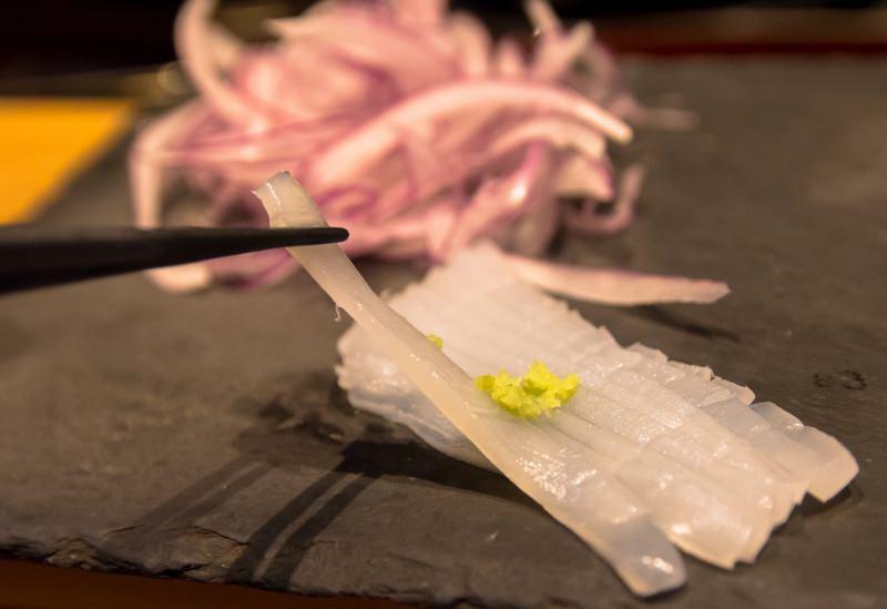 [台北]中山區日式無菜單料理推薦 捷運松江南京站日式料理生魚片壽司專賣 匠壽司