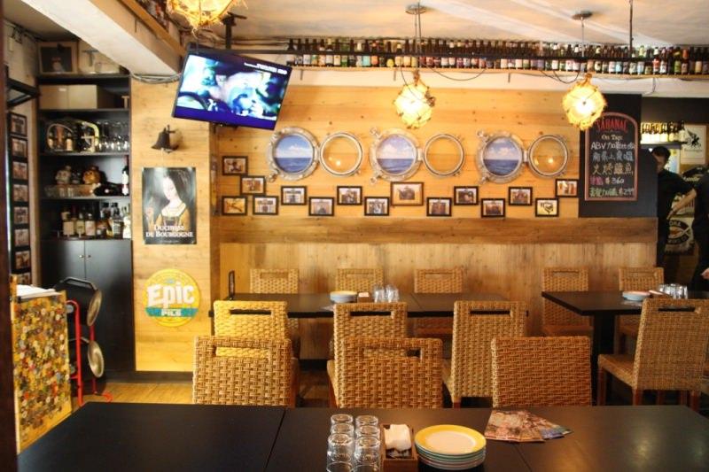 [台北]忠孝敦化早午餐推薦 世界精釀啤酒下班小酌球賽聚會 加勒比海餐酒館ABV Bar & Kitchen
