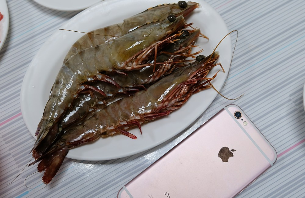 [台南]中西區永吉豬肉爐牛肉爐 蔬果湯頭肥豬蝦肉質肥厚有彈性好驚艷