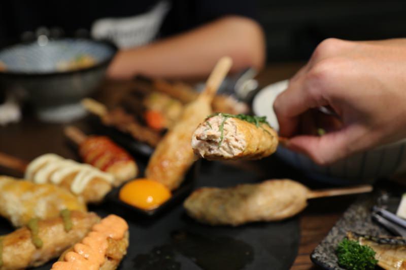 [台南]東區燒烤南紡夢時代周邊居酒屋推薦 原佃燒烤