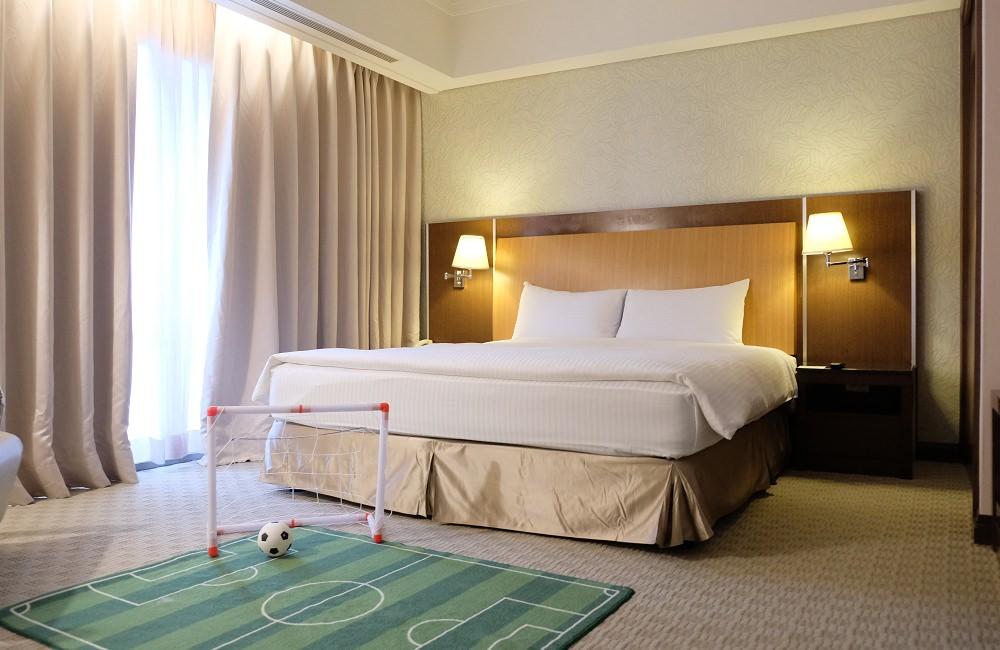 [台南]暑假親子住宿推薦夏境夢遊 台糖長榮酒店Evergreen Plaza Hotel (Tainan)