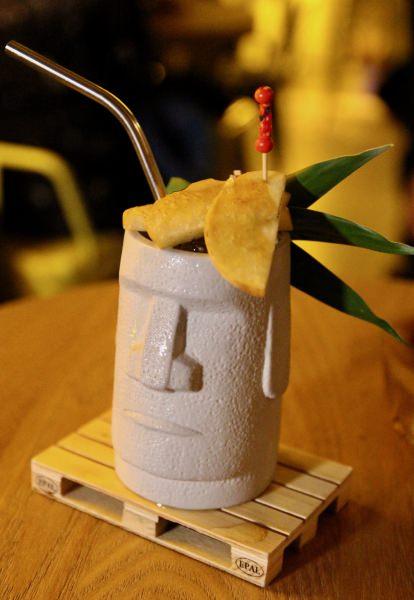 [台北]信義安和酒吧推薦『半路Bar Halfway There』超狂火鍋調酒 氣氛棒低調隱密