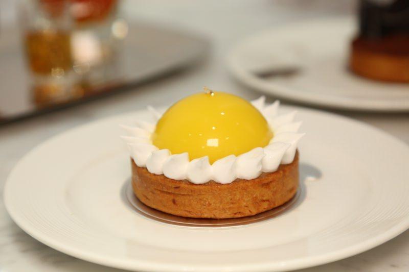 [台南]東區甜點千層蛋糕推薦 西菲斯法式精品甜點Siblings House超驚豔入口即化的千層