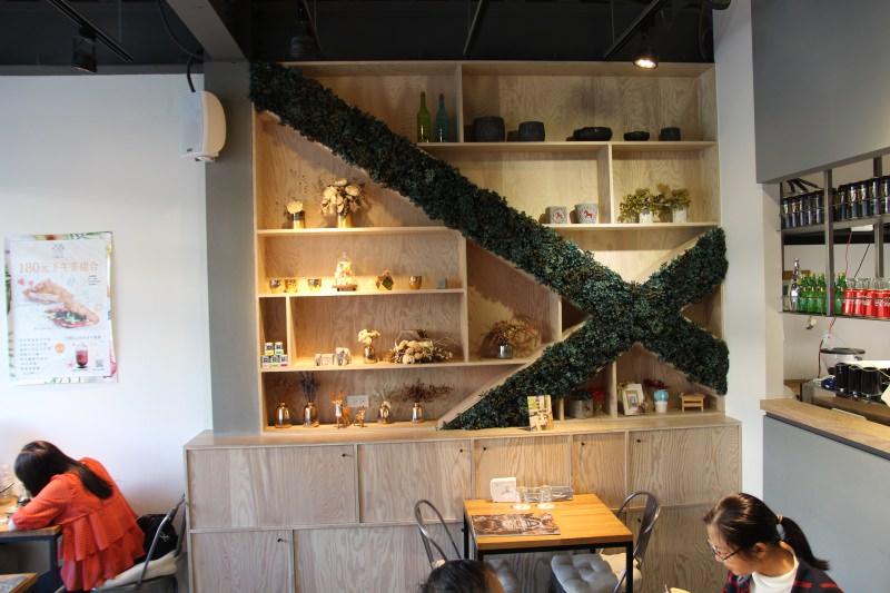 [台北]大安站早午餐推薦 賽特廚房信義店Five & Fantast 姐妹聚會好拍好吃美食餐廳