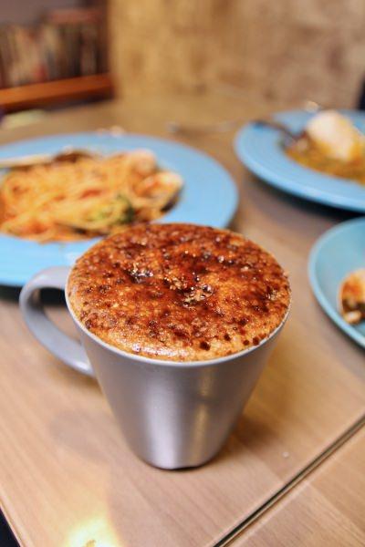 [新北]板橋咖啡推薦 厚實咖啡House Caf'e 咖哩燉飯義大利麵平價好吃