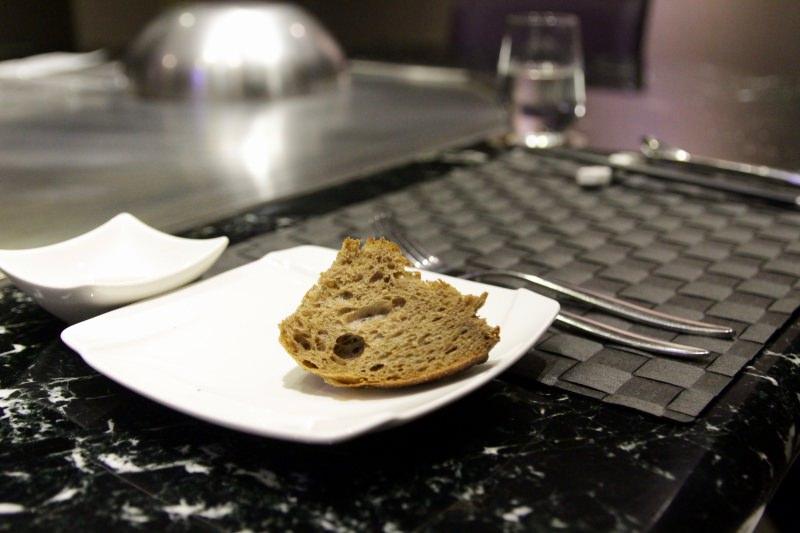[台北]必吃鐵板燒推薦 低調隱密約會聚餐首選 犇鐵板燒