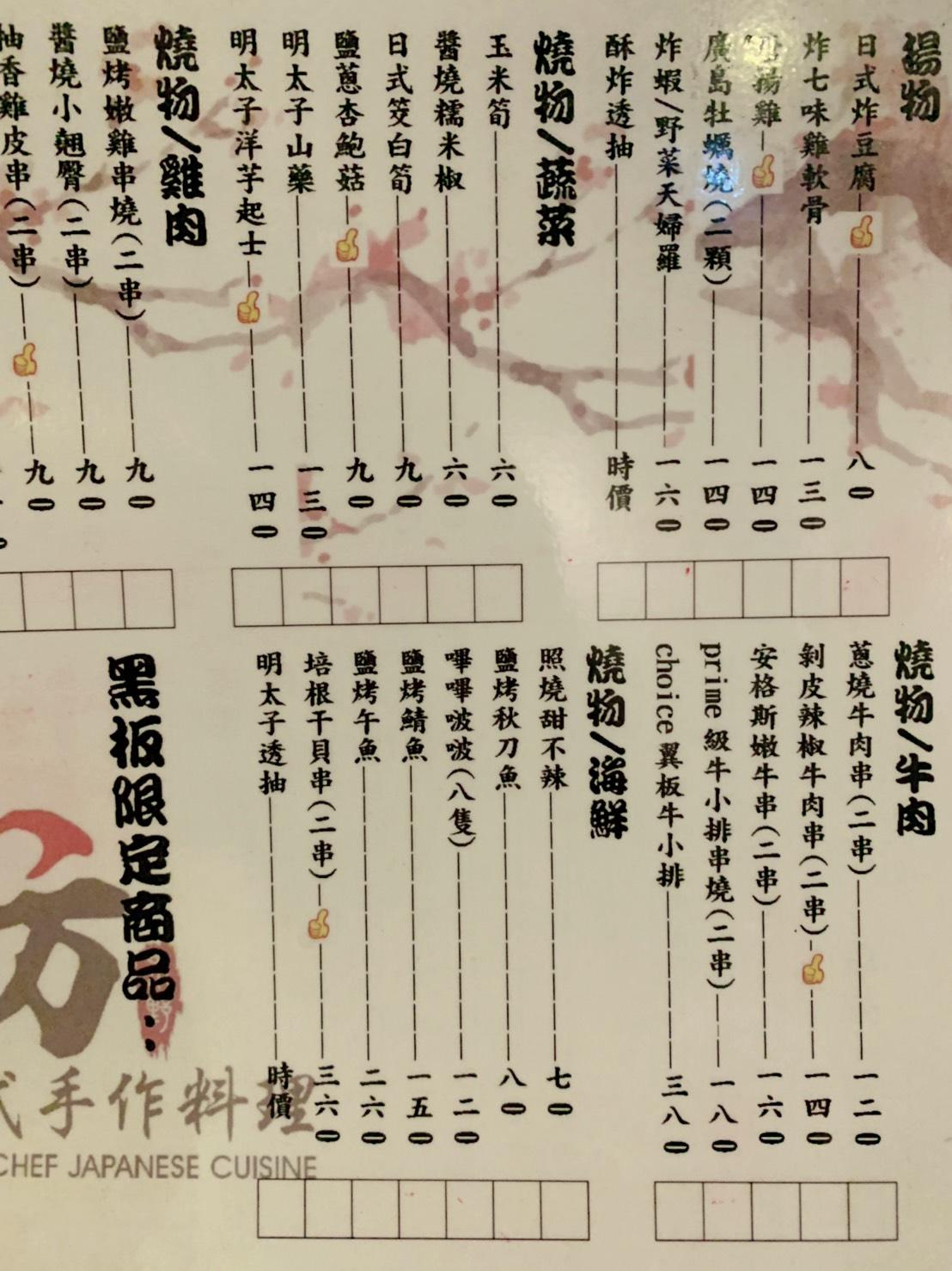 [板橋]新埔宵夜推薦 禾野坊日式料理 下班小酌平價好吃居酒屋