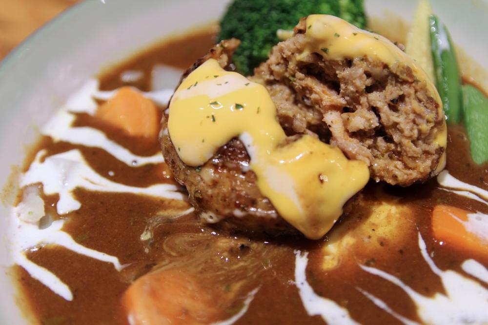 台南咖哩推薦 不好說料理工作室 必點蘋果豬肉捲、秘製漢堡排 私廚一人作業請耐心等候