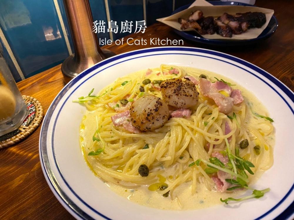 台南香港人開的餐廳【貓島廚房】家常口味香港菜式|義大利麵|限量老爺叉燒