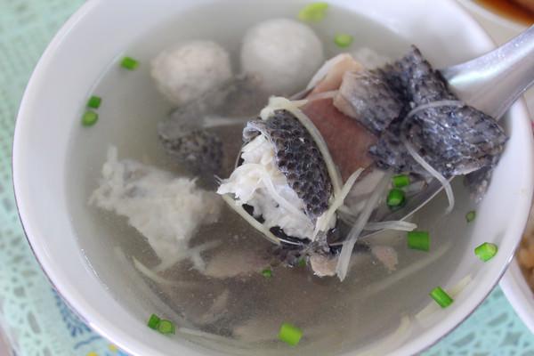 慶有餘食部 虱目魚料裡專賣店:[台南]在地人才知道的虱目魚全餐  慶有餘食部