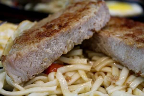 竹之青-牛排部屋:[小資女的午餐日記]台南東區勝利路 便宜份量多 竹之青-牛排部屋