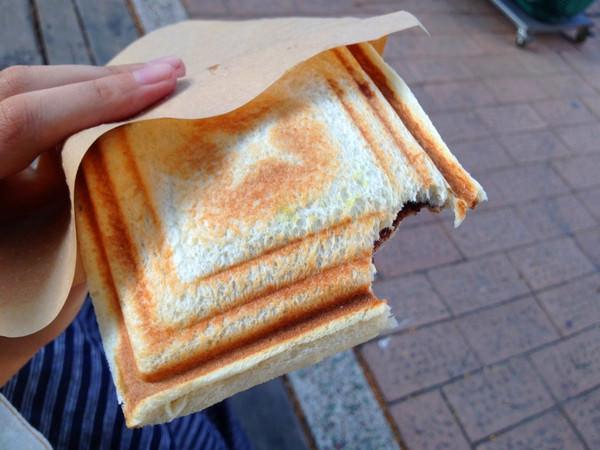 [台南]現做的驚喜吐司 菓子手作吐司盒子