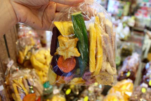 [台南]中西區 中正路國華街伴手禮 傳承一甲子的好滋味 美勝珍蜜餞