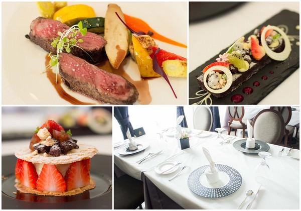 [高雄]聖誕節約會首選 浪漫法式料理 Cudome Restaurant 圓頂餐廳