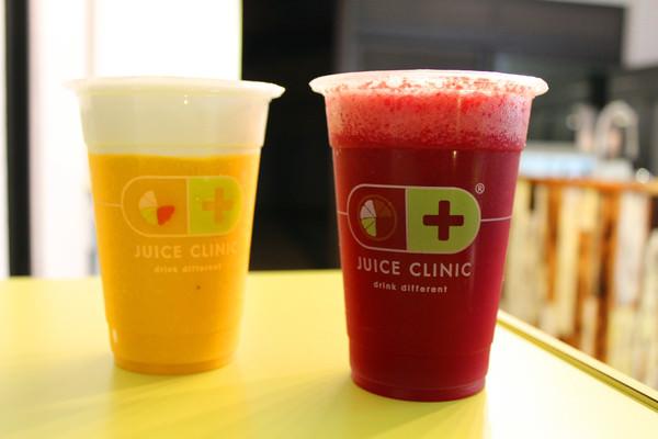 鮮果診所:[台南]醫生叔叔的果汁多重奏 鮮果診所