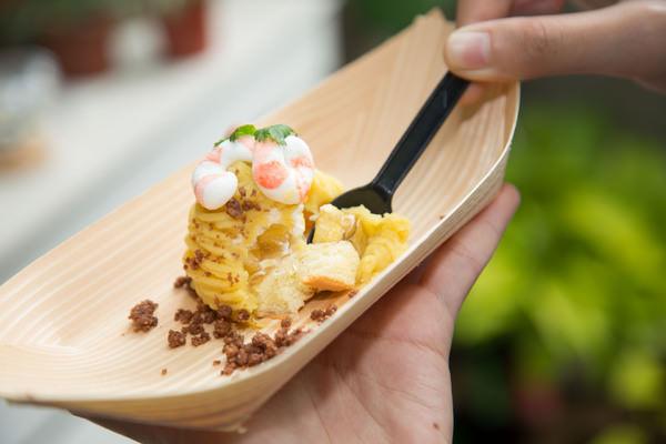 八號人:[台南]自己的甜點自己追。擔仔麵蛋糕 八號人手作甜點工作室