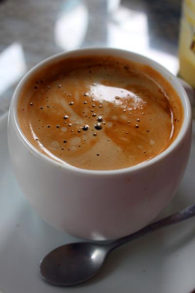 秀治咖啡&海螺屋霜淇淋:[台南]等一杯咖啡 秀治咖啡&海螺屋霜淇淋