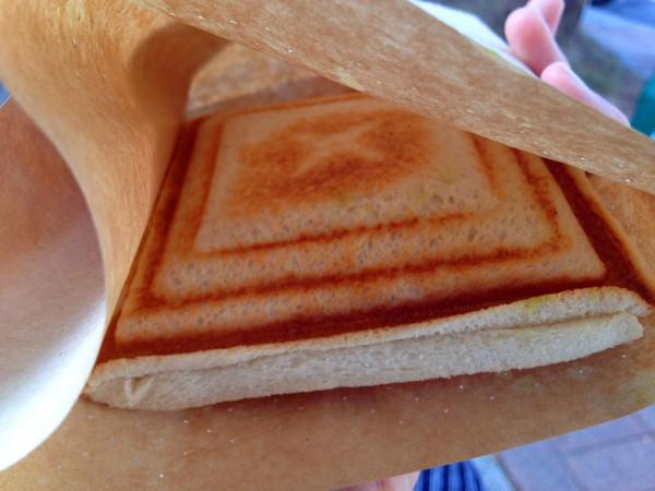 菓子手作吐司盒子:[台南]現做的驚喜吐司 菓子手作吐司盒子