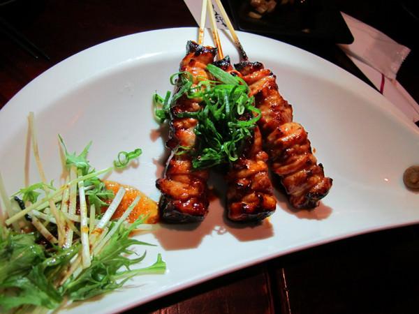 [台南]中西 海安路上的頂級日式燒烤 鯨吞燒串燒酒場