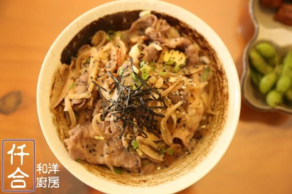 [台南]永康家庭日式料理 簡單好味道 仟合和洋廚房