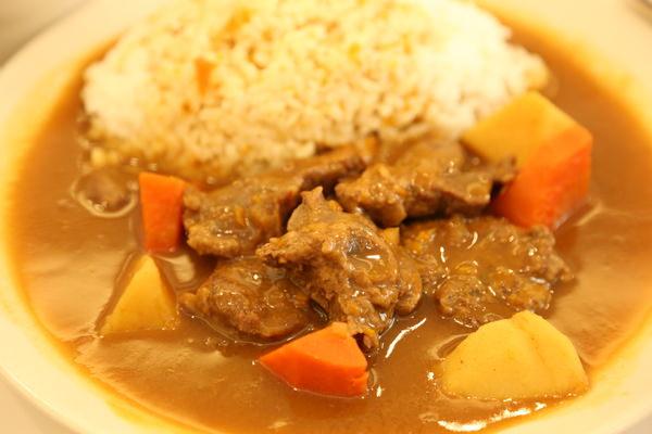 [台南]中西區 孤獨的美食家第一章 咖哩飯 Kali Curry