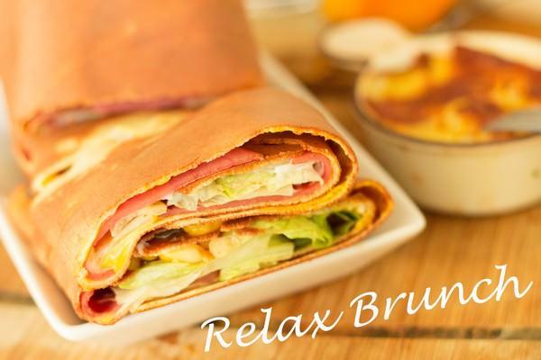 [台南]早午餐新滋味 可麗餅好好吃 Relax.brunch 輕鬆點早午餐