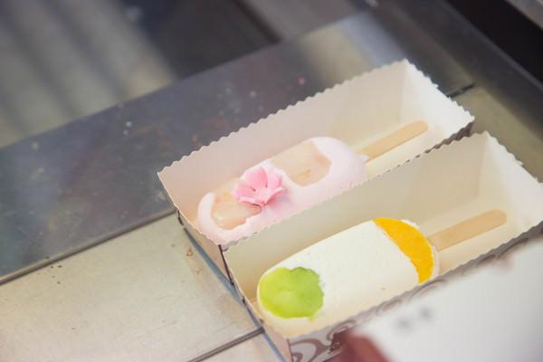 [台南]安平 新鮮水果製成 精緻雕花 食尚玩家推薦 吉樂菓義式冰淇淋雪糕
